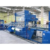 100% CO2 XPS Foaming Production Line / XPS Foam Machine