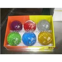 100mm LED Flashing Ball (WY-HBB37)