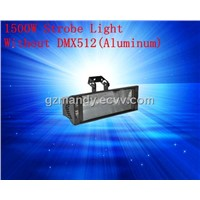 1500W Strobe Light Without DMX512 - Aluminum