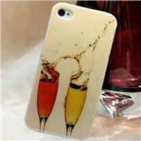 2012 new designer mobile housing for iphone4/iphone4s