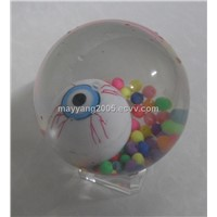 55mm LED Flashing Water Eye ball