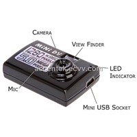 5.0MP Smallest Spy Digital Still Camera motion-detection Hidden Covert Audio Video Recorder 1280x960