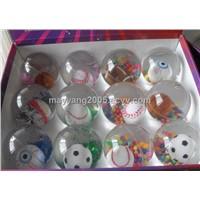 65mm LED Flashing Sport Ball ( WY-HBB34)