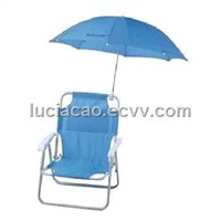Beach Chair Umbrella, Suitable for Outdoor Activities