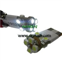 Benz canbus light T10 WG 8SMD 3528 no error warning bulb can bus lamp