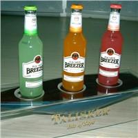 Boat Shape Bottle Display