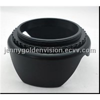 Camera lens hood flower shape for NIKON CANON Pentax FUJI and other brand 49mm to 77 mm available!
