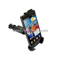 Car Charger Holder with USB for Smartphones UEH04