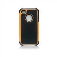 Cell phone Complex case for iPhone 4S