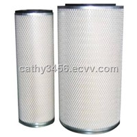 Cleanable Air Filter for Air Compressor