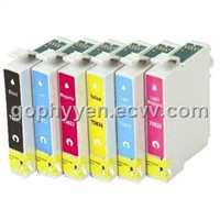 Compatible Ink Cartridge for Epson T0821-To826