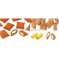Core Filling snack food Processing machines in China
