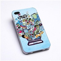 Customize any design for 3D carven iphone 4s case