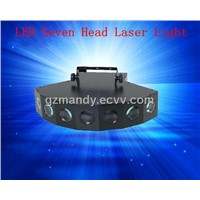 DJ Stage Light LED Seven Head Laser Light-LED Light