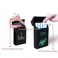 ES96 PCC electronic cigarette with no twist system, better than BLu . mini e-cigs
