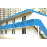 Eco-Friendly Prefabricated House