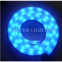 Environment Friendly Low Power Blue Mini Flexible LED Neon Flex Lighting for Bar / Club