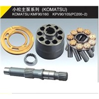 Parts for Komatsu KMF90