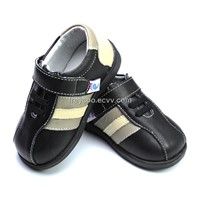 CAROCH Children Leather Shoes for Boy (PB-8005BK)