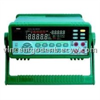 HIGH ACCURACY BENCH MODEL MULTIMETER