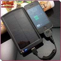 High Capacity 3000mAh Solar Charger for Mobilephone