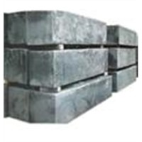 High purity graphite block