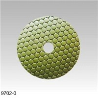 Honey Dry Diamond Polishing Pad