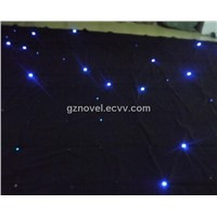LED Curtain (3in1 Led) Star Cloth Light