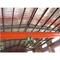 LH Model Electric Hoist Bridge Crane