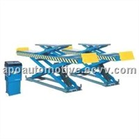 LM3DPH-35 (Double Level Platfrom Scissor Lift Suitable for four wheel   alignment)(standard model)