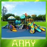 Lovely Kindergarten Outdoor Amusement Equipment
