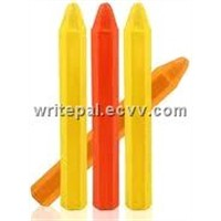 Lumber Crayon Marker (Black / Blue / Red / Yellow)