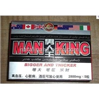 Man King Herbal Sex Pill