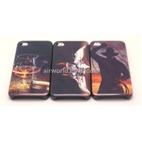 Mystery Design Mobile Phone Cases for iPhone 4G/4S
