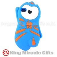 Olympic Mascots Style iPhone Case for Promotion Gift