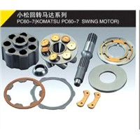 Pc50 Excavator Swing Motor Spare Part
