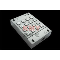 PCI certified Kiosk & ATM 3DES PIN Pad