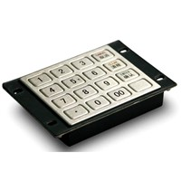 Pin Pad for ATM