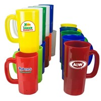 Plastic Coffee Mugs Injection Big Pitcher Beer Mug Mould Company