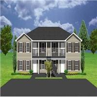 Prefab Apartment/Prefabricated House A8 4408SQFT