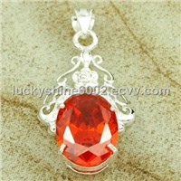 Quality fashion jewelry wholesale suppliers handmade crystal fancy stone jewelry amethyst pendant