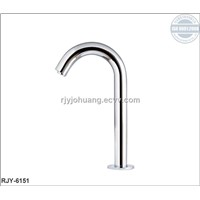 RJY-6151 brass rotatable bibcock infrared sensor faucet
