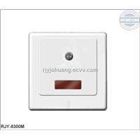 RJY-8300M automatic and manual used sensor auto toilet