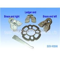 Ring lock scaffold accessories