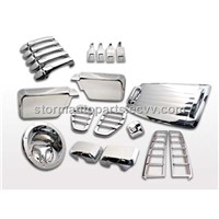 SIZZLE HUMMER H3 Chrome complete body kit