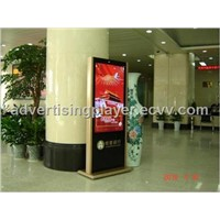 Supply 55 inch Floor Standing LCD screen