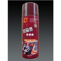 TURTLE Good quality dashboard cleaner wax