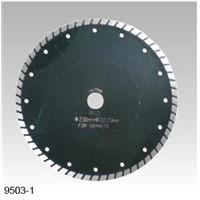 Turbo Teeth Diamond Saw Blade