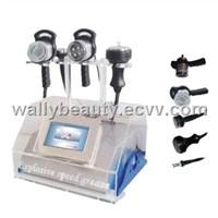 Vacuum cavitation & radio frequency beauty equipment