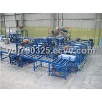 XPS Foam Board Extruder Line (100%CO2)